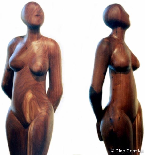 1987. Woman. Cedar.