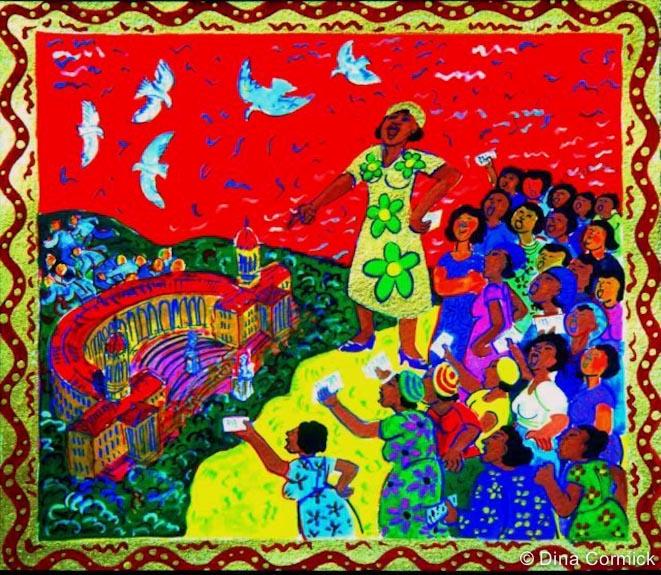 1996. Lilian Masediba Ngoyi of Pretoria.