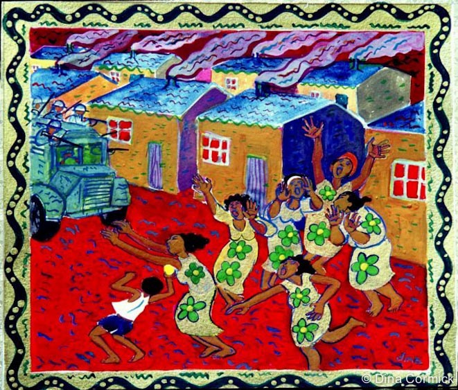 1996. Francis Baard of Mabopane.